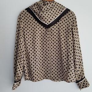 H&M collaboration blouse